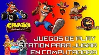 getlinkyoutube.com-JUEGOS DE PS1 PARA PC (SIN BAJAR EMULADOR)