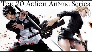 Top 20 Action Anime Series