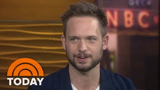 getlinkyoutube.com-'Suits' Patrick J. Adams Directed Episodes For New Season | TODAY