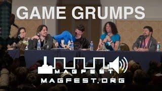getlinkyoutube.com-The Game Grumps @ MAGFest 13