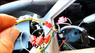 getlinkyoutube.com-Toyota RAV4  EV Auto Folding Mirrors Installation