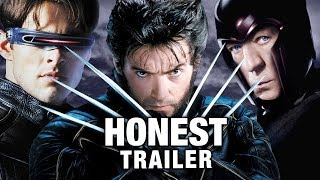 Honest Trailers - The X-Men Trilogy width=