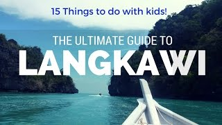 Top Things to do in Langkawi Malaysia with Wagoners Abroad