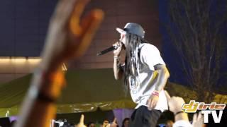 Lil Wayne - NBA All-Star Pre-Game Concert Live