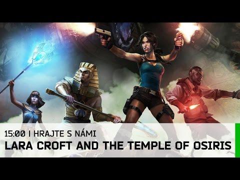Hrej.cz Let's Play: Lara Croft and the Temple of Osiris [CZ]
