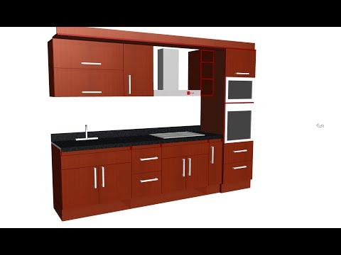 Casas cocinas mueble como disenar una cocina gratis for Disenar mi propia cocina