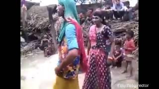 getlinkyoutube.com-Bhojpuri dehati dance