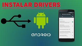 getlinkyoutube.com-Cómo Configurar Drivers en PC para Reconocer Cualquier Android