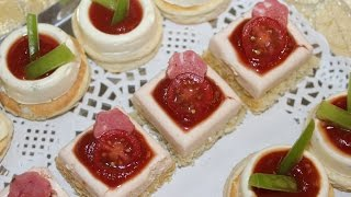 getlinkyoutube.com-Canapés au fromage --- مملحات برستيج بالجبن