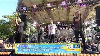 "getlinkyoutube.com-One Direction –  ""Drag Me Down"" (Live at GMA 2015)"