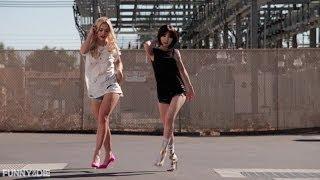 getlinkyoutube.com-Girl, You Better Walk with HyunA and Rita Ora