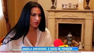 Angela Gheorghiu, o viata de poveste