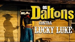Os Daltons contra Lucky Luke - dublagem Studio Gábia width=