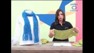 getlinkyoutube.com-cachecol Izabela com Cisne Motitas New,por Cristina Amaduro em 01 04 15