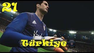 getlinkyoutube.com-Pes 2016 Efsane Ol ★ [ Kaleci Kariyeri ] #21 ★ Fenerbahçe'nin Yeni Yıldızı !