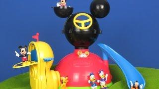 getlinkyoutube.com-MICKY MAUS WUNDERHAUS deutsch: ZAHLEN lernen Mickey Mouse, Donald Duck | Diseny Mickey Mouse deutsch