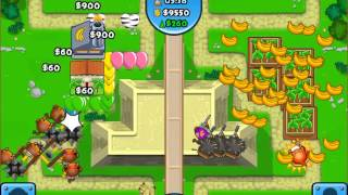 getlinkyoutube.com-Bloons TD Battles Mobile Ep 26: How to Not Lose to a Hacker