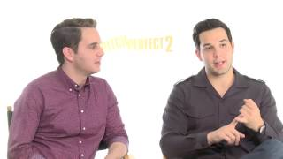 'Pitch Perfect 2' star Ben Platt admits he never watched a 'Star Wars' movie