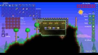 getlinkyoutube.com-Terraria Fast Generator 5 Platinum Per Second WORKS ON MOBILE DEVICE 2016