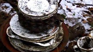 getlinkyoutube.com-DEPOZYT wykopki, poszukiwania, eksploracja, metal detecting клад mr meteoryt 1
