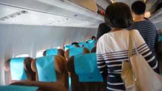 getlinkyoutube.com-Boarding at Bangkok | Garuda Indonesia GA 867
