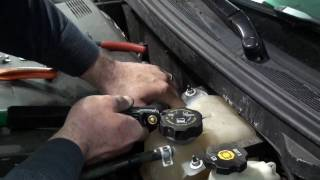 getlinkyoutube.com-Plugged Heater Core-How to Flush Or Repair A Plugged Heater Core- East Lansing Michigan