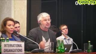 getlinkyoutube.com-Дододжон Атовуллоев на совещании по вопросам человеческого измерения ОБСЕ, сентябрь 2016