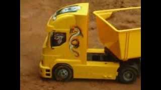 getlinkyoutube.com-miniaturas de caminhões