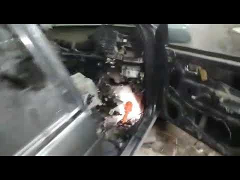 Mitsubishi space wagon печька
