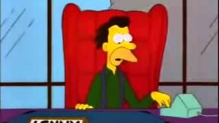 Los Simpsons: Trabajen más! Adios