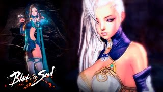 getlinkyoutube.com-Blade & Soul 3.1 - New Costumes (KR/CH) - Soul Fighter Jin Unlock - (Profile&Mod Included)