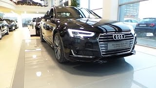 getlinkyoutube.com-161 - 2016 Audi A4 2.0TDI 150 S-Line