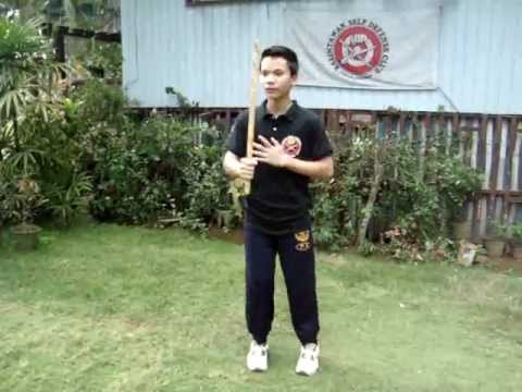 Balintawak Eskrima 12 Basic Strikes