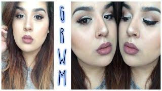 getlinkyoutube.com-GRWM | Kat Von D Lolita