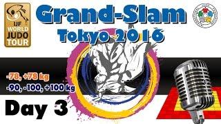 getlinkyoutube.com-Judo Grand-Slam Tokyo 2016: Day 3