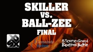 getlinkyoutube.com-Grand Beatbox Battle - Final - Skiller vs. Ball-Zee