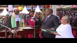 Kenyatta, DP Ruto start second term