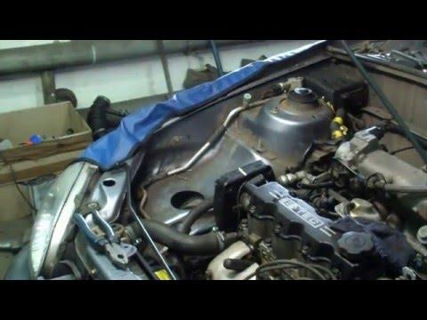Где катушка зажигания у Peugeot 107