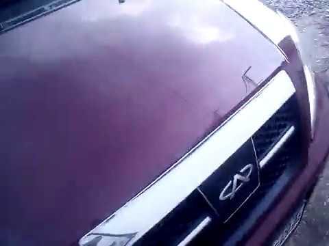 Замена рулевой рейки Cheri Tiggo T11., Заводской брак новой рулевой рейки.