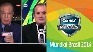 getlinkyoutube.com-Comex Masters - Día 1 (José Ramón Fernández frente a Raúl Orvañanos)