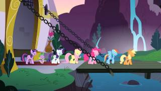 getlinkyoutube.com-MLP FiM S3 E2 The Crystal Empire Pt. 2 - The Success Song