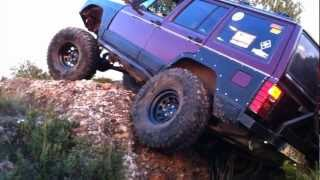 getlinkyoutube.com-Jeep XJ -Ready for RockCrawling-