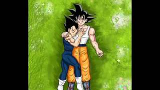 Vegeta x Goku ~ when i grow up