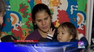 Informe especial de los Venezolanos refugiados en Colombia