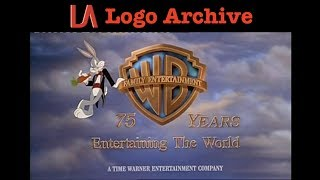 getlinkyoutube.com-Warner Bros Family Entertainment (75 Years variant)