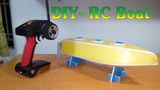 getlinkyoutube.com-[Tutorial] How to make RC Speed Racing Boat