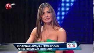 getlinkyoutube.com-Esperanza Gómez revela todos los secretos del cine porno en Primer Plano - 11/10/2013