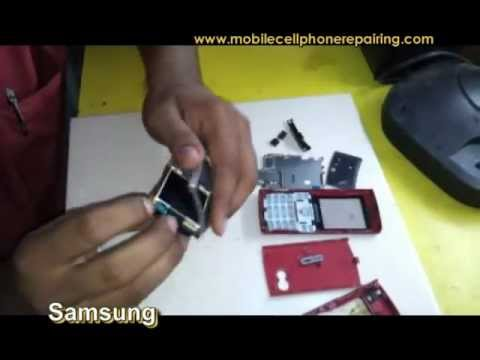 Mobile Phone Repairing - How to Repair Mobile Phone