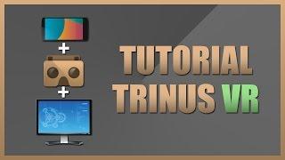 getlinkyoutube.com-GIOCARE GIOCHI PER PC CON GOOGLE CARDBOARD | Trinus VR