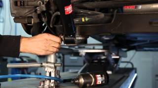 getlinkyoutube.com-KYB RENAULT Trafic II, NISSAN Primastar, OPEL/Vauxhall Vivaro; Rear